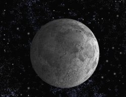 Луната е родена 62 млн. години преди Слънчевата система