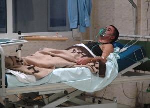 Пожарът в РИОКОЗ-Бургас уби две жени, много са обгазени