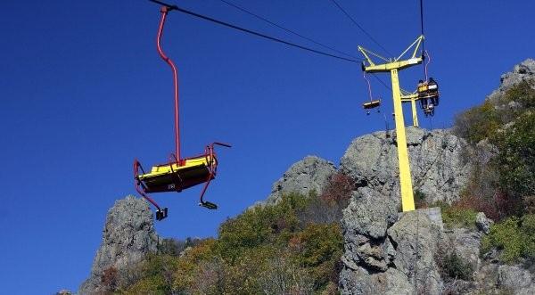 Срязаха въжетата на лифта до Седемте рилски езера