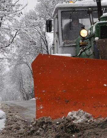 русская зима в Бургасе