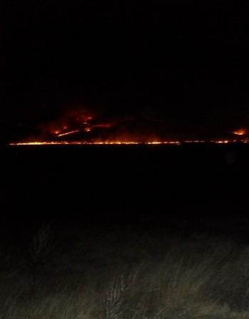пожар в Бургасе
