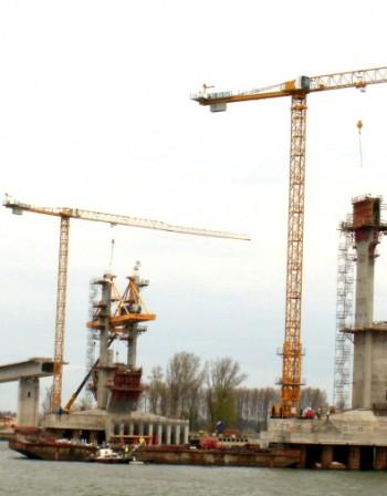 строительство второго моста через Дунай