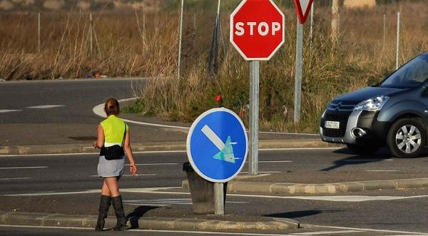проститутка - учительница в Болгарии