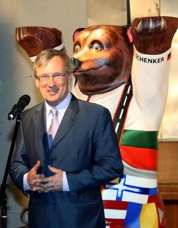 посол Германии Матиас Хьопфер