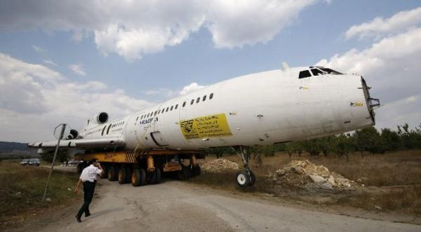 самолёт Тодора Живкова топят в Чёрном море