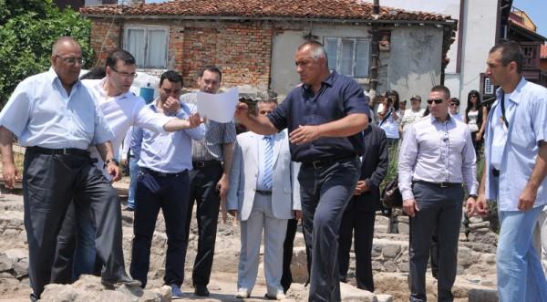 снос незаконных строений болгария 2011