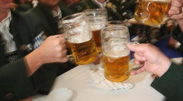 Алкохолът – предпочитаното средство срещу стрес