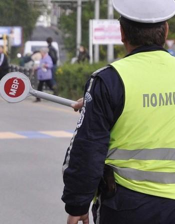 болгарский полицейский
