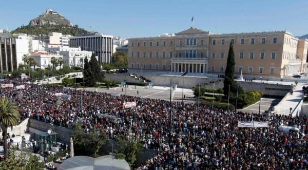 Прочутата склонност на Гърция да трупа дългове