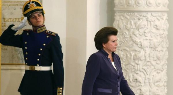 Валентина Терешкова - първата жена в космоса - на 75 г.