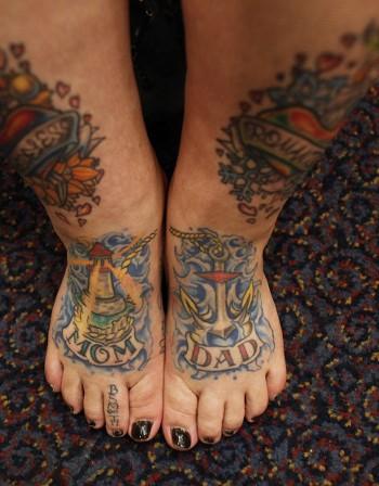 Гъбички по ноктите и краката?