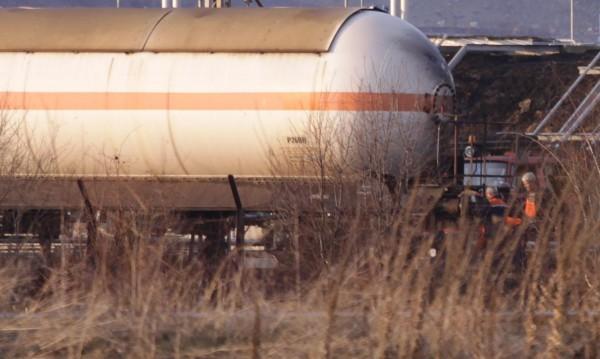 Осуетиха опит за кражба на дизел от цистерна на БДЖ