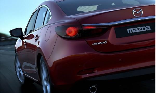 ���� � ������ Mazda6