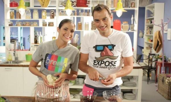 Лора и Стоян двойка, но само в кухнята на Бон Апети