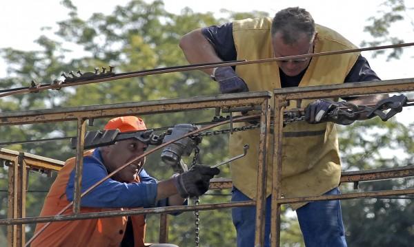 Български работници мизерстват в Израел