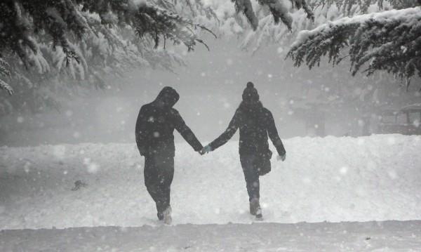 Зимата е най-неподходящият сезон за срещи
