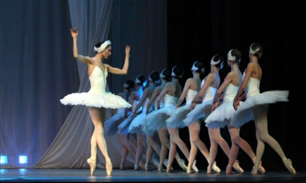 Балет и красота в НДК