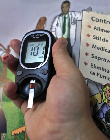 Първите симптоми на диабета