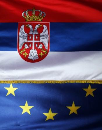 ЕК препоръча започване на преговори със Сърбия за членство в ЕС
