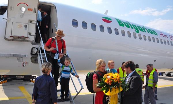 6% ръст на трафика на Летище Варна