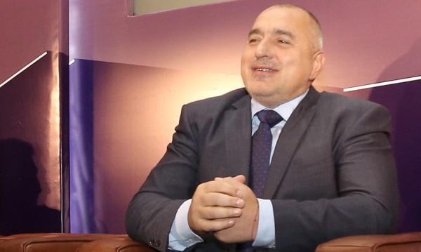 Борисов се шегувал: Аудитория от жени, какво да им кажеш?!