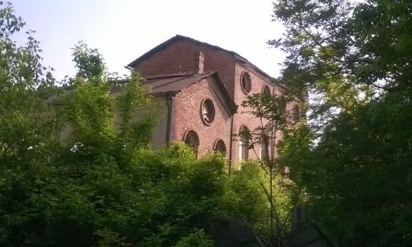 Захарна фабрика – една красавица на София, която си отива