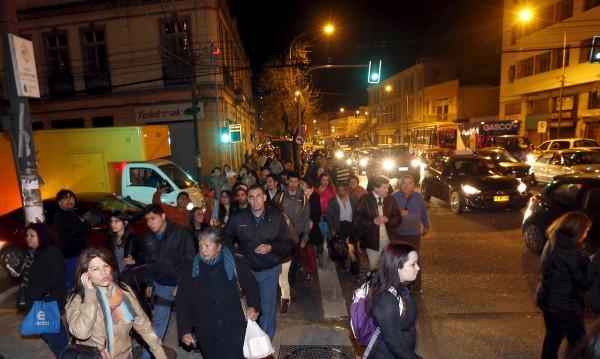 Мощно земетресение разтърси Чили – 8,3 по Рихтер!