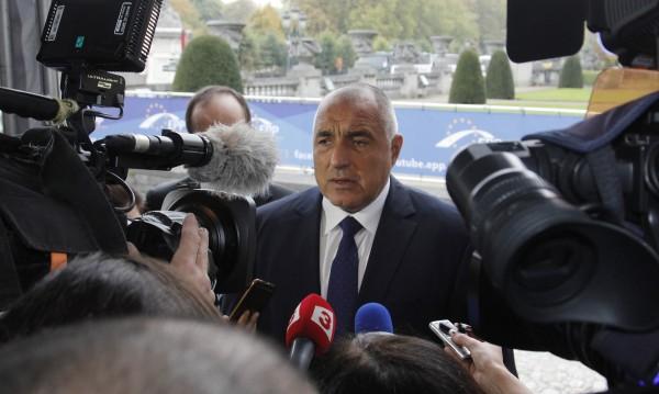 Борисов към ЕС: Да платим на Турция да държи далеч бежанците