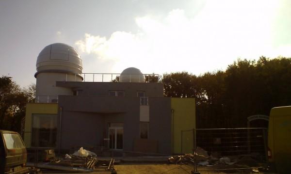В Шумен ще гледат звездите от нова обсерватория