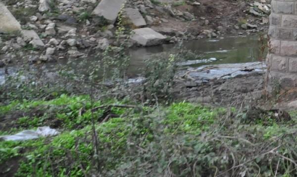 Откриха замърсяване на река Белица край Костинброд