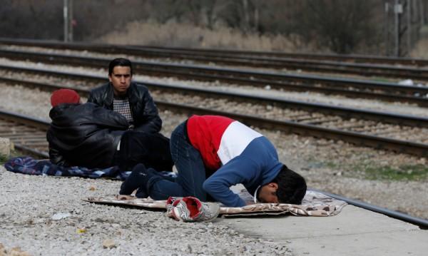 Бан Ки Мун осъди ограниченията над мигрантите на Балканите