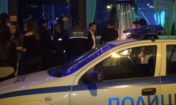 Полицията погна демонстративната лична охрана