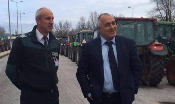 Борисов предупреди гръцките фермери: Да ви е за последно!