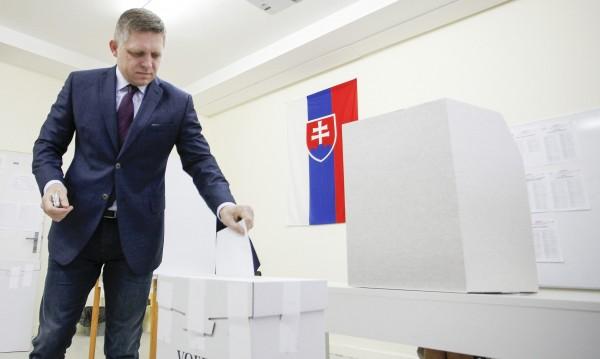 Партията на словашкия премиер загуби своето мнозинство