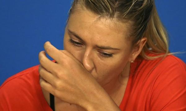 Маша изгърмя с положителна допинг проба!