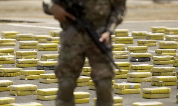 Заловиха 3 тона кокаин в Антверпен