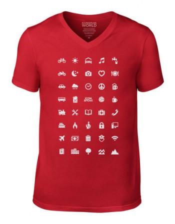 """Тениската, която говори всички """"езици""""!"""