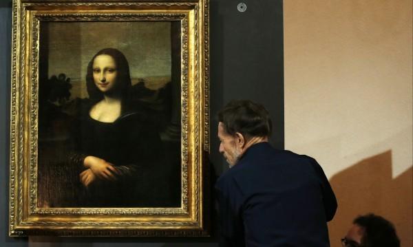 """За култовата """"Мона Лиза"""" позирали мъж и жена"""