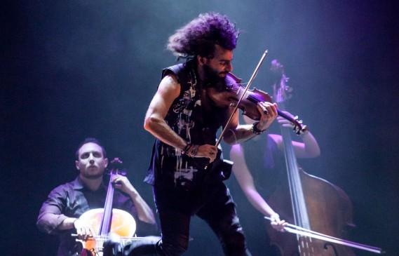 Ексцентричният цигулар Ара Маликян в София през февруари