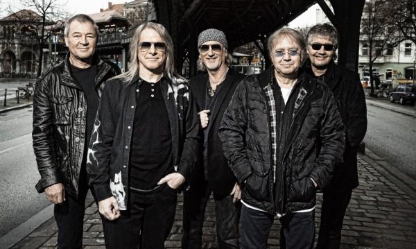Deep Purple идват на прощален концерт у нас