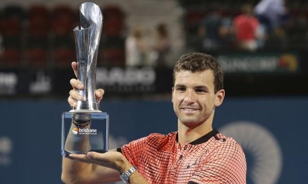 Григор Димитров: Този трофей значи много за мен!