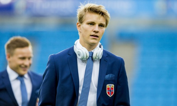Реал Мадрид разкара детето чудо Йодегард, прати го в Холандия