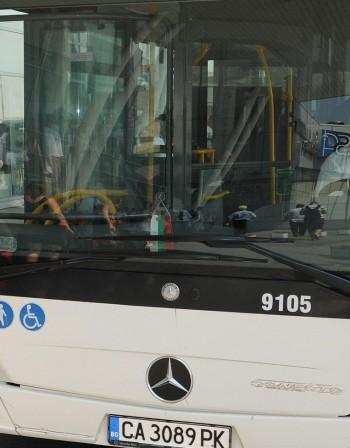 Нова автобусна линия №304 тръгва в София от днес
