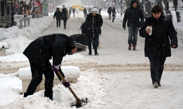 Студ, ледена епоха, апокалипсис! Да не драматизираме излишно!