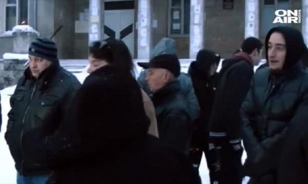 Галиче настръхна! Скочи срещу освободения Ценко Чоков