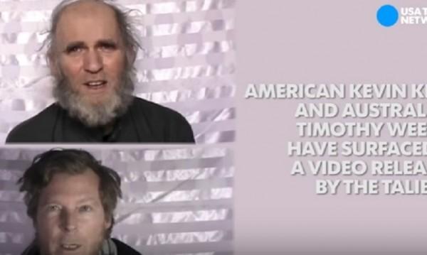Отвлечени от талибани със зов към Тръмп: Спаси ни!