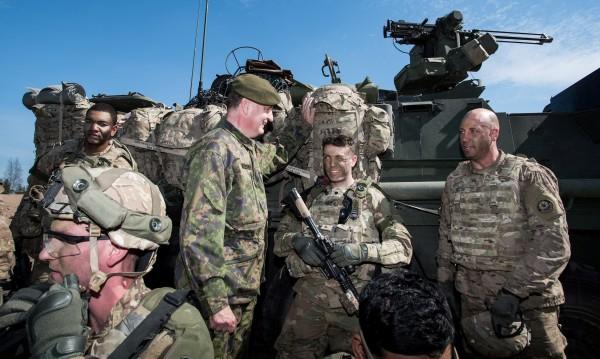 Русия притесни Финландия, увеличава армията си с 20%