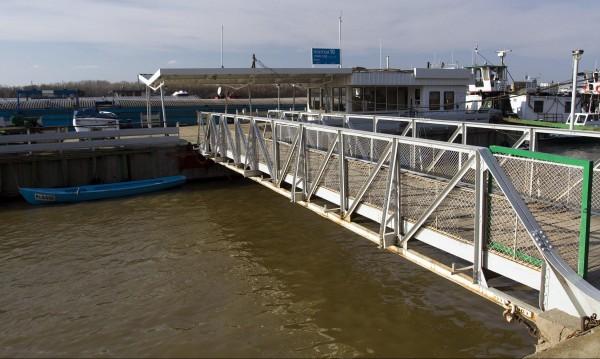 Ледът в Дунав се стопи, корабоплаването - разрешено