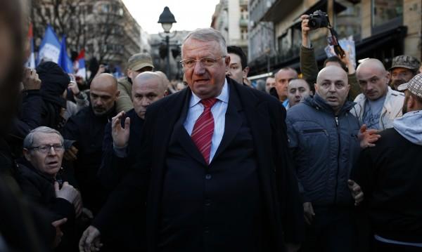 Шешел: Сърби, българи, македонци да се интегрираме с Русия!