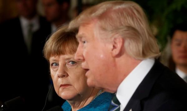 Тръмп изпрати Меркел и атакува: Берлин дължи пари на НАТО